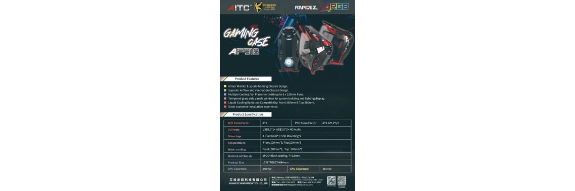 Aitc Robot Gaming Case